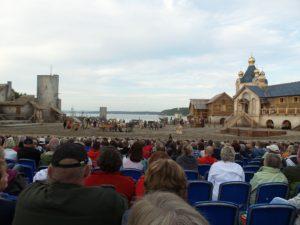 Störtebeker Festspiele 2017 in Ralswiek auf der Insel Rügen