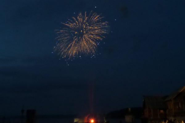 Störtebeker Feuerwerk