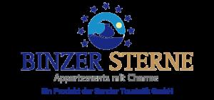 Logo Binzer Sterne in Binz auf der Insel Rügen