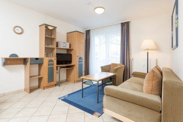 Beispiel Wohnraum Typ A